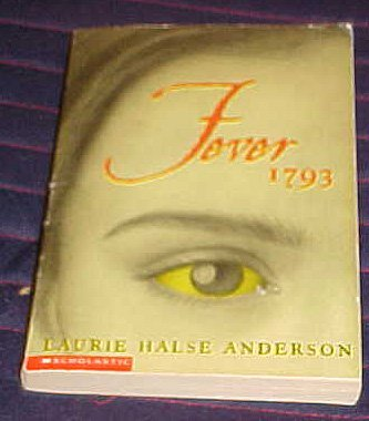 Laurie Halse Anderson Fever 1793