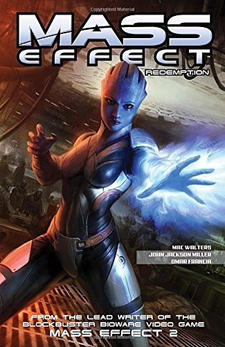 Mac Walters Mass Effect Volume 1 Redemption
