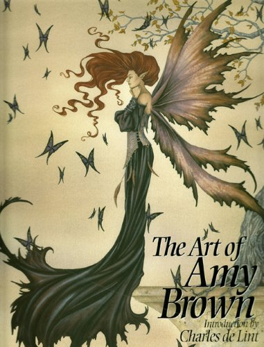 Charles De Lint The Art Of Amy Brown