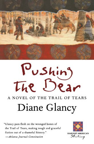 Diane Glancy Pushing The Bear 0002 Edition;