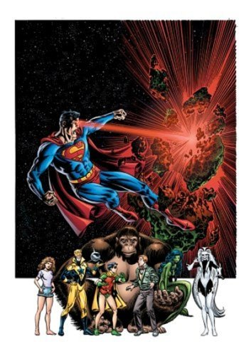 John Byrne Superman The Man Of Steel Volume Six
