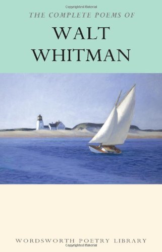 Walt Whitman The Complete Poems Of Walt Whitman Revised
