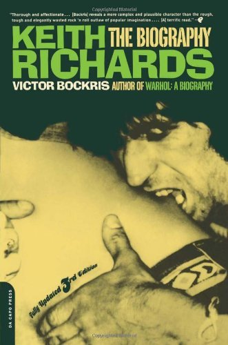 Victor Bockris Keith Richards The Biography 0002 Edition;