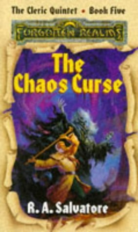 R. A. Salvatore The Chaos Curse