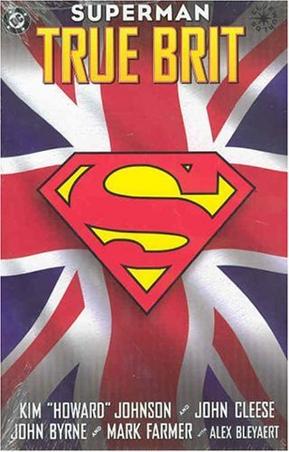 Kim Howard Johnson Superman True Brit