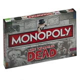 Monopoly Walking Dead Monopoly Survival Edition
