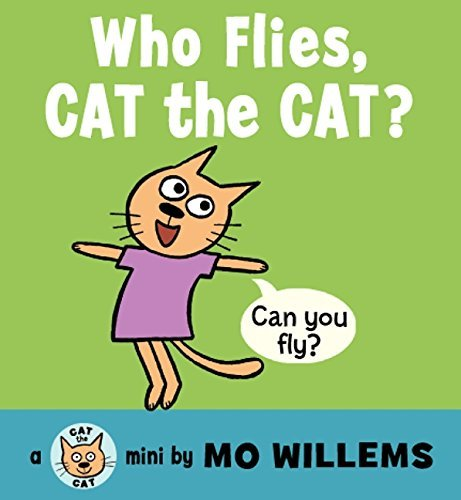 Mo Willems Who Flies Cat The Cat?