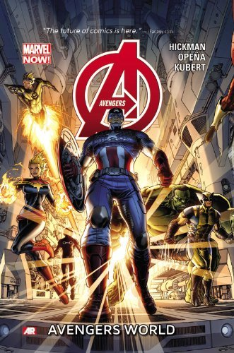 Jonathan Hickman Avengers World