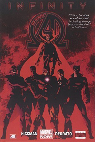 Jonathan Hickman New Avengers Volume 2 Infinity (marvel Now)