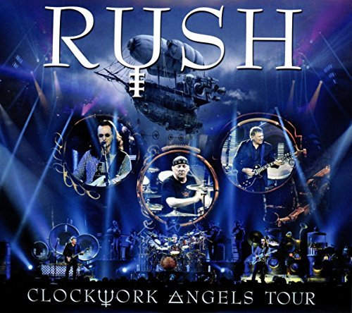 Rush Clockwork Angels Tour 3 CD