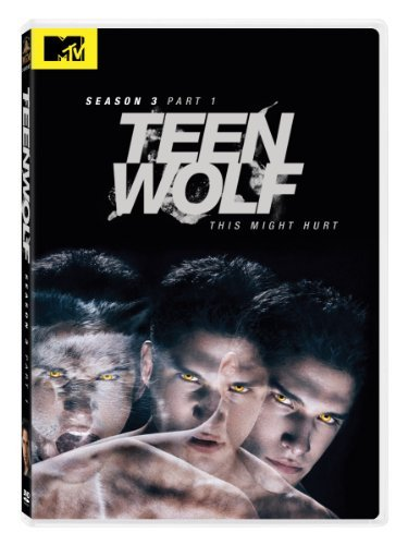 Teen Wolf Season 3 Part 1 DVD Nr 3 DVD