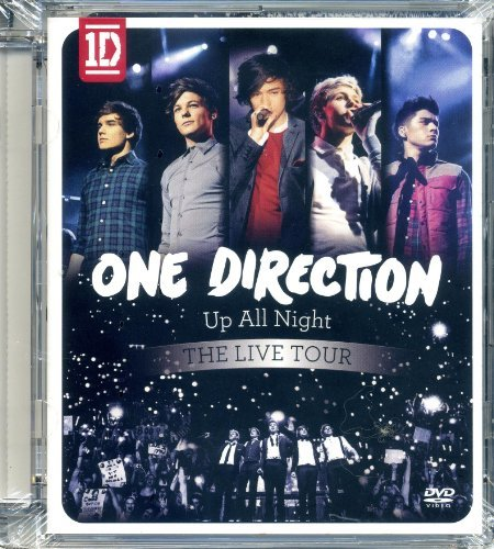 Up All Night The Live Tour With Collectible Vip