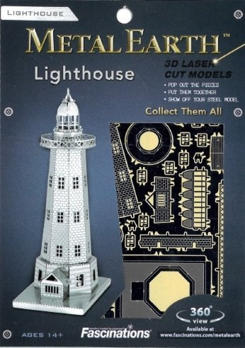 Metal Earth Lighthouse