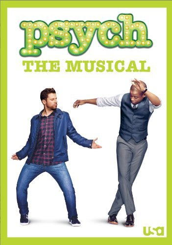 Psych The Musical Psych The Musical DVD CD Nr Incl. CD