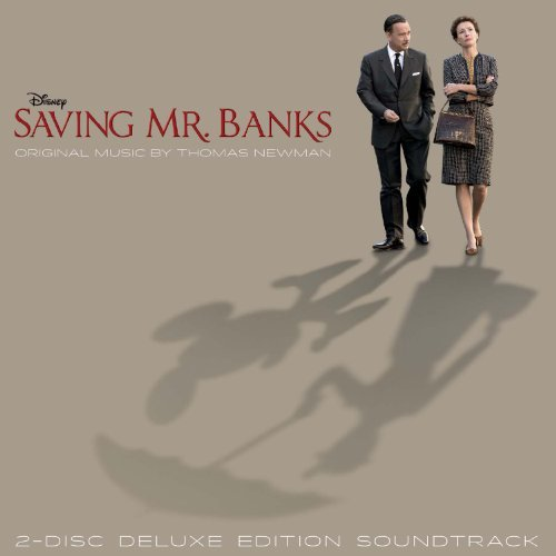 Saving Mr. Banks Deluxe (origi Soundtrack Deluxe Ed. 2 CD