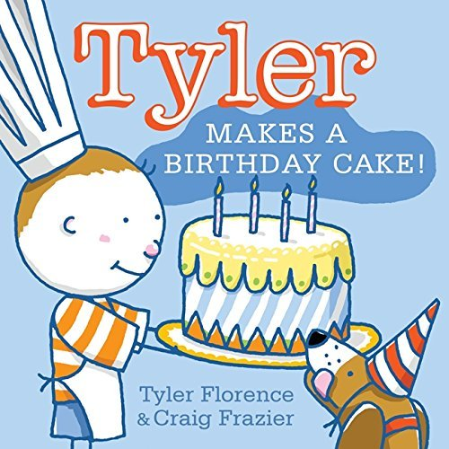 Tyler Florence Tyler Makes A Birthday Cake!