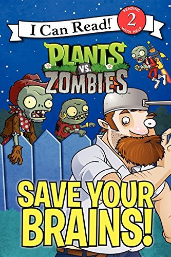Catherine Hapka Plants Vs. Zombies Save Your Brains!