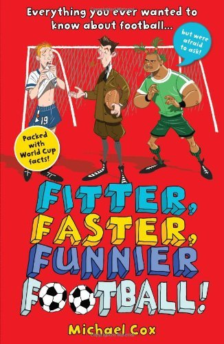 Michael Cox Fitter Faster Funnier Football