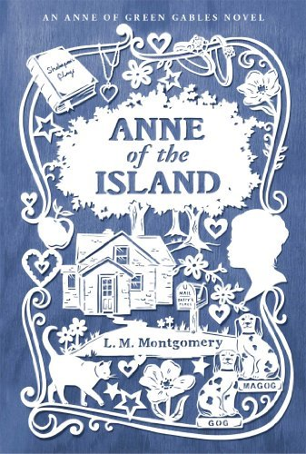 Lucy Maud Montgomery Anne Of The Island