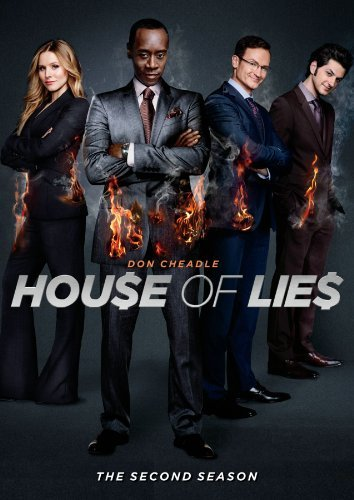 House Of Lies Season 2 DVD Season 2