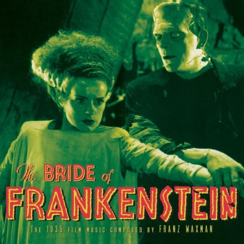 Franz Waxman Bride Of Frankenstein Import Eu Lmtd Ed.