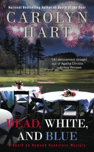 Carolyn Hart Dead White And Blue