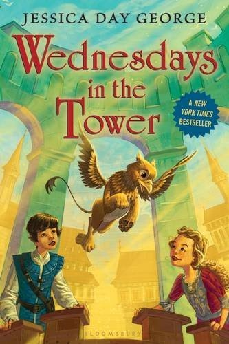 Jessica Day George Wednesdays In The Tower