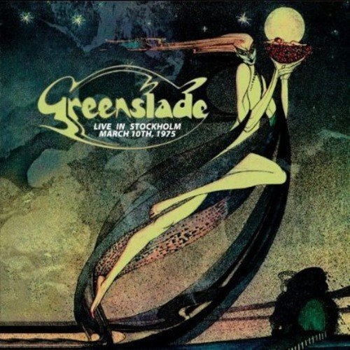 Greenslade Live In Stockholm March 10th 1