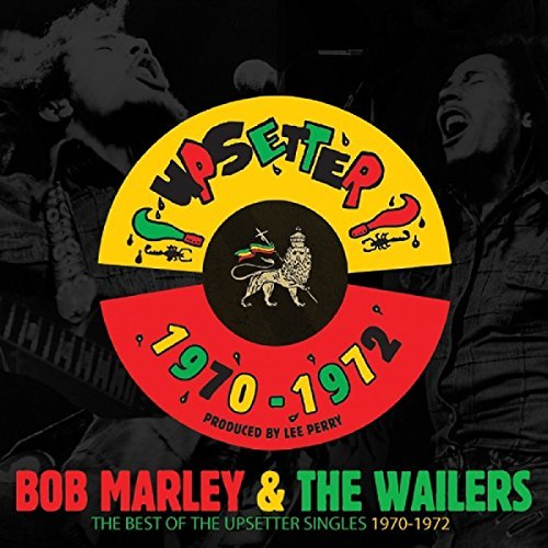 Bob Marley Best Of The Upsetter Singles 1 7 Inch Single