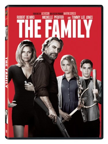Family De Niro Jones DVD R Ws