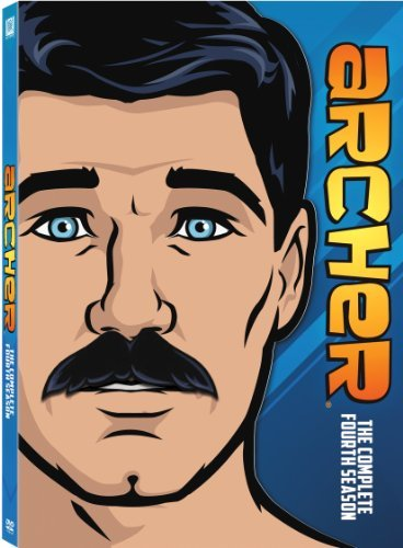 Archer Season 4 DVD Nr