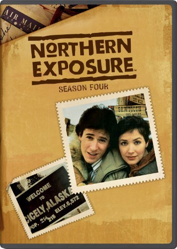 Northern Exposure Season 4 DVD Nr 6 DVD