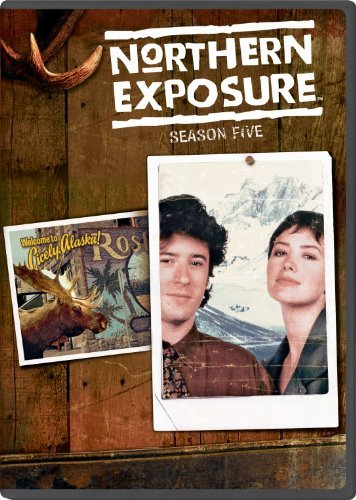 Northern Exposure Season 5 DVD Nr 5 DVD