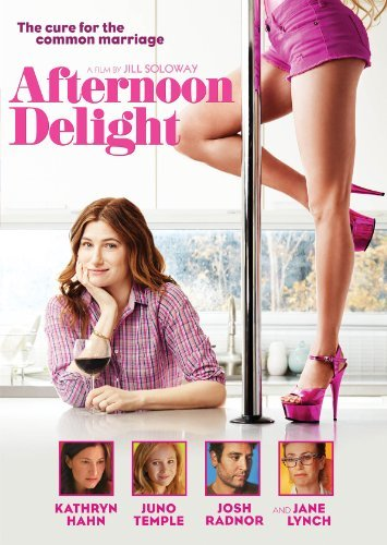 Afternoon Delight Hahn Temple Radnor DVD R Ws