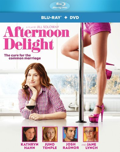 Afternoon Delight Hahn Temple Radnor Blu Ray DVD R Ws
