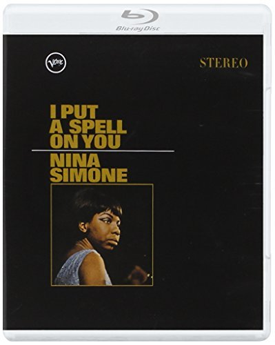 Nina Simone I Put A Spell On You Blu Ray Audio