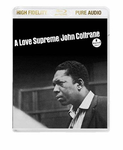 John Coltrane Love Supreme Blu Ray Audio