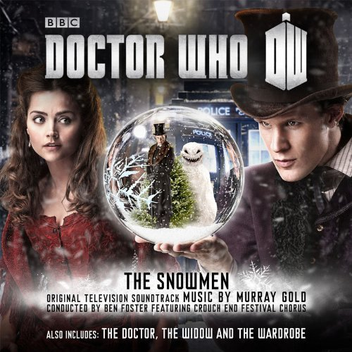 Murray Gold Doctor Who Snowmen The Doctor Import Gbr