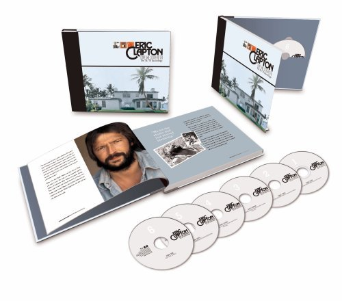 Eric Clapton Give Me Strength '74 '75 5 CD Incl. Blu Ray Audio