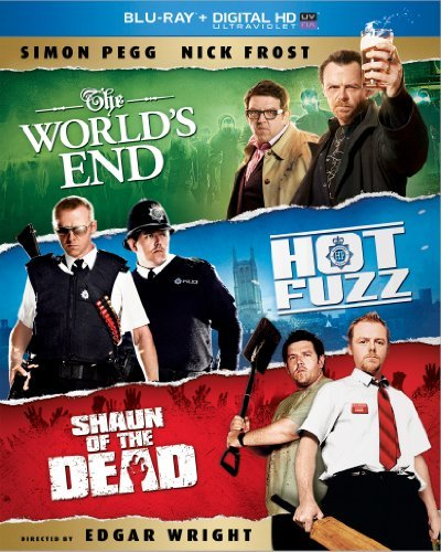 World's End Hot Fuzz Shaun Of World's End Hot Fuzz Shaun Of Blu Ray Ws R 3 Br Uv
