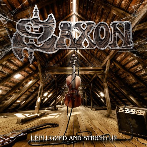 Saxon Unplugged & Strung Up 2 CD