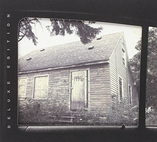Eminem Marshall Mathers Lp2 Deluxe Clean