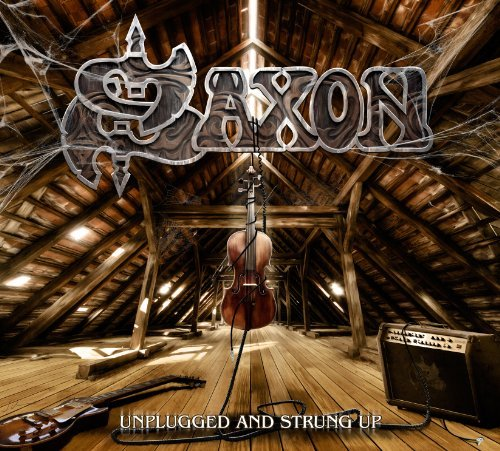Saxon Unplugged & Strung Up