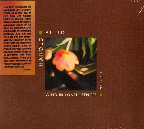 Harold Budd Wind In Lonely Fences 2 CD Incl. Booklet