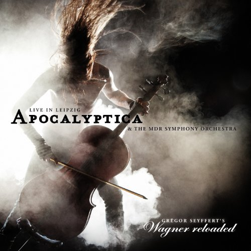 Apocalyptica Wagner Reloaded Live In Leipzig Digipak
