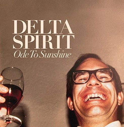 Delta Spirit Ode To Sunshine 180gm Vinyl