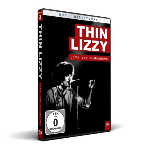 Thin Lizzy Music Milestones Thin Lizzy L