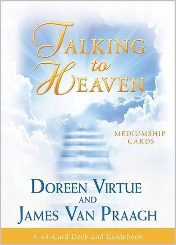 Doreen Virtue Talking To Heaven Mediumship Cards A 44 Card Deck And Guidebook