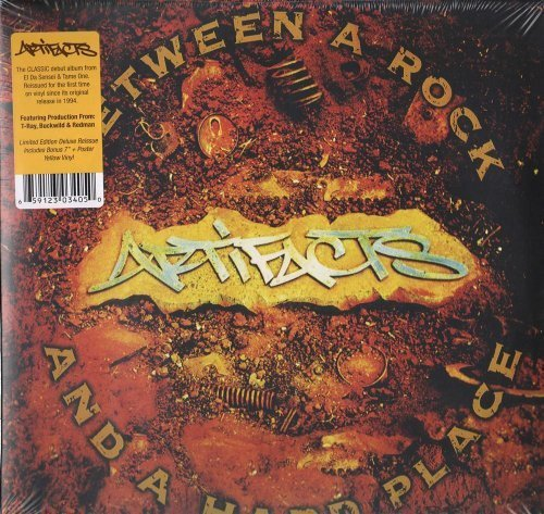Artifacts Between A Rock & A Hard Place 2 Lp