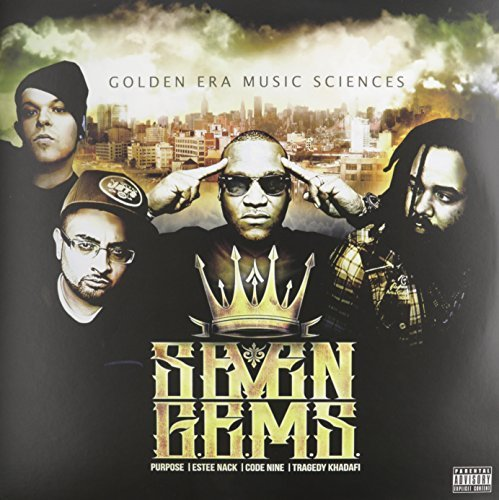7 G.E.M.S.(tragic Allies & Tra Golden Era Music Sciences 2 Lp